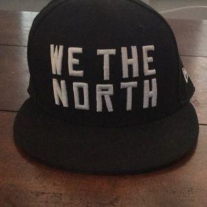 Raptors We The North Black Hat